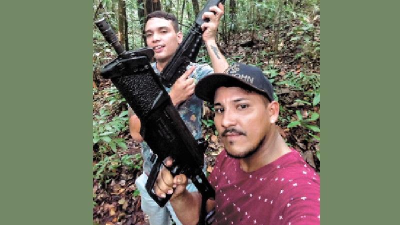 Chefe de bando reage e acaba morto em troca de tiros com a polícia