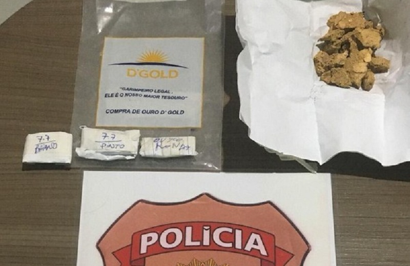 PF prende homem que transportava ouro de origem desconhecida na rodovia Transamazônica