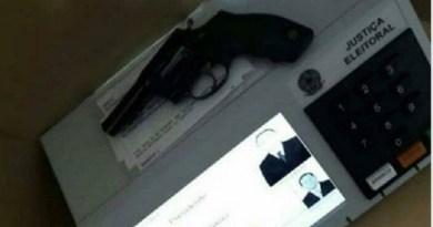arma na urna
