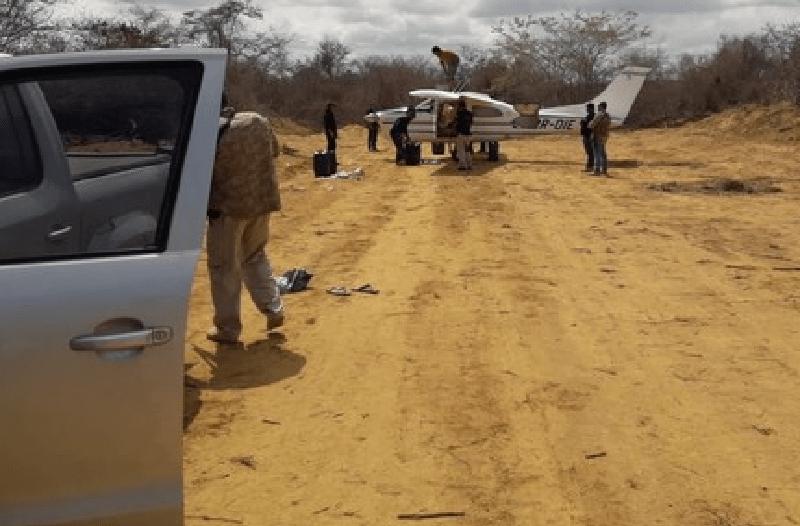 Dois paraenses são presos com aeronave em transporte de drogas na Bahia