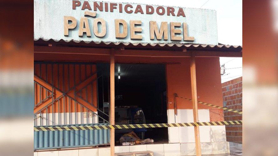 Empresário é executado dentro de padaria no Pará