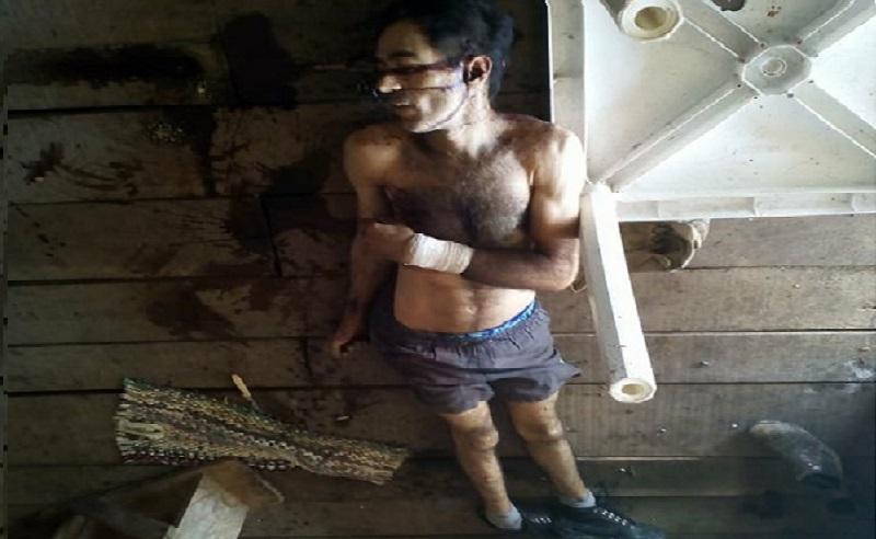 Parick foi encontrado dentro de casa com perfuração a bala na cabeça. (Foto Divulgação Facebook)