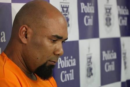 Paulo alegou discussão política como motivação do crime Foto: Alberto Maraux / Divulgação/ SSP-BA