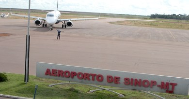 aeroporto Sinop