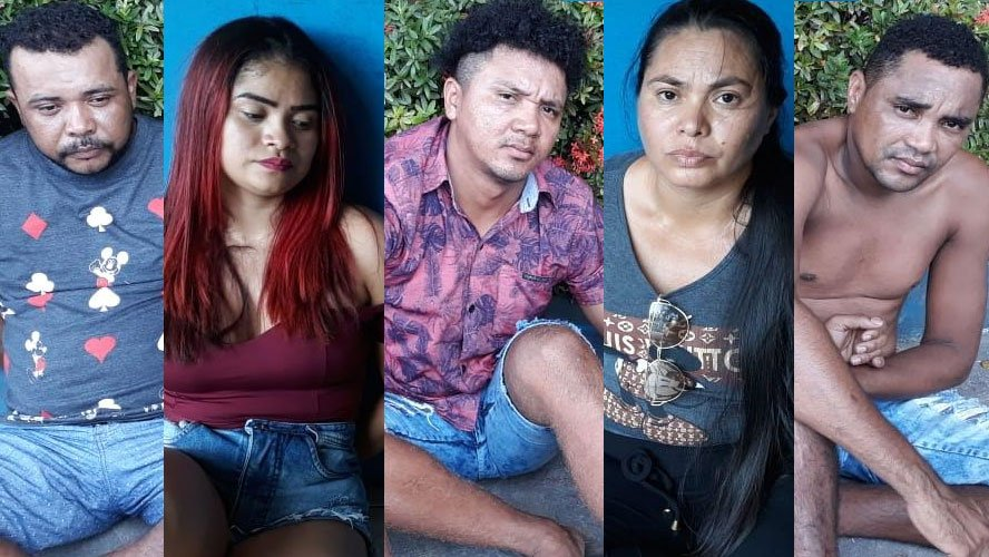 Cinco são presos por assalto ao Banpará de Viseu