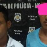Dois jovens são presos vendendo droga na Orla do Lago em Novo Progresso