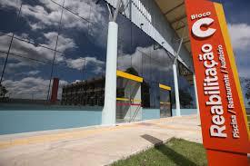 Foto: Thiago Gomes /Ag. Pará. (O Centro Integrado de Inclusão e Reabilitação de Belém)