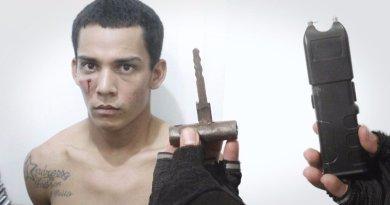 Padrasto usava arma de choque para 'castigar' enteada