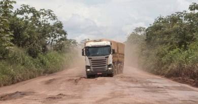 'Obras na BR-163 e Transamazônica dependem da solução de questões ambientais', diz senador Paulo Rocha