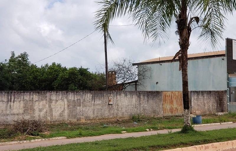 Avenida Jamanxim (Foto:Arquivo Jornal Folha do Progresso)