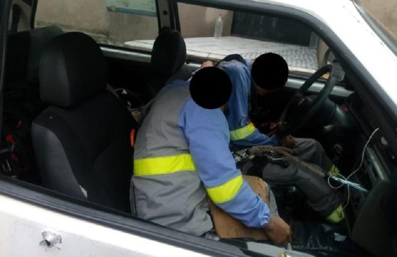 Funcionários de concessionaria de energia são executados com tiros na cabeça