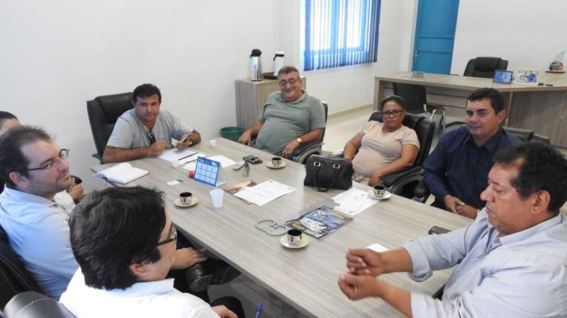 Participantes da reunião (Fto:Nardino Filho via WhatsApp)