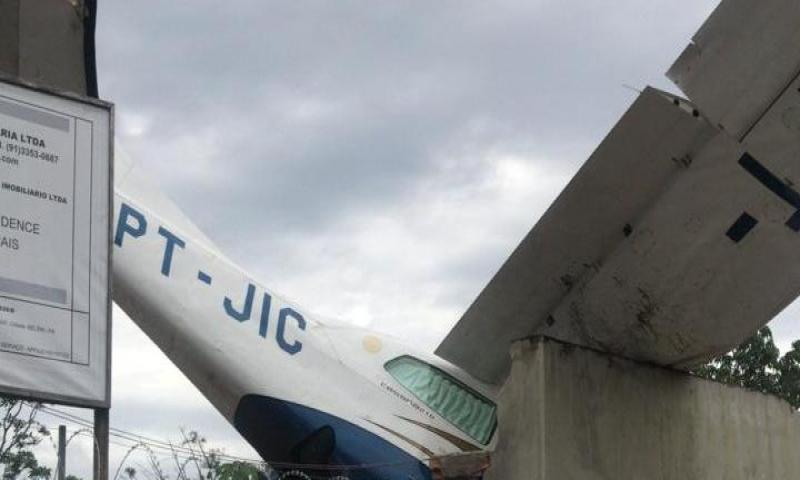Polícia apura origem do dinheiro no avião que caiu com piloto Bruno Wachekoswski
