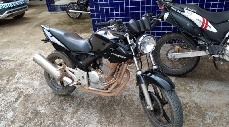 moto castelo