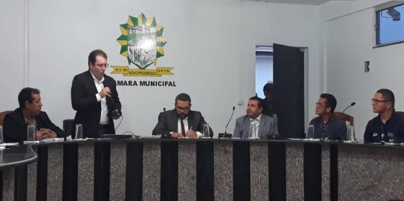 (Foto:Claudinho Leite para Jornal Folha do Progresso)