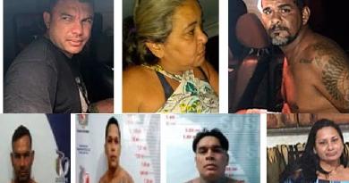 Operações da PC realiza várias prisões em Santarém e Região; acusado de tráfico teria movimentado quase 1 milhão de reais