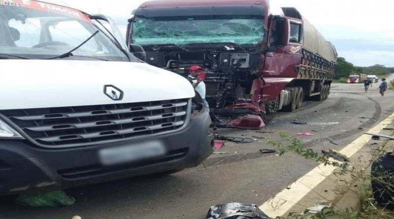 acidente carreta maranhão