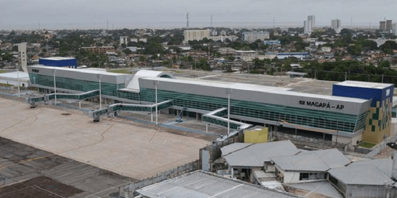 aeroporto macapa