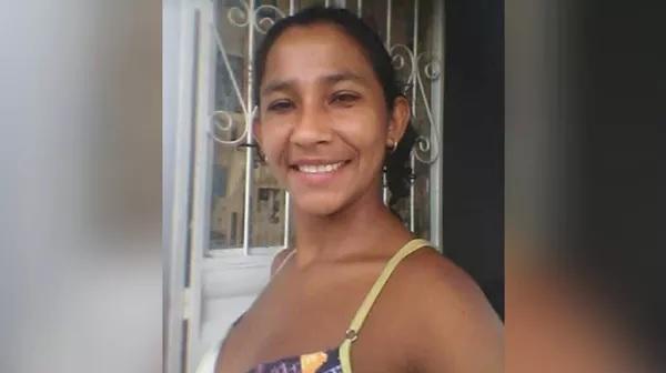 Leiciane dos Santos, de 30 anos, morreu após receber nove facadas, em Óbidos — Foto: Reprodução/Redes Sociais