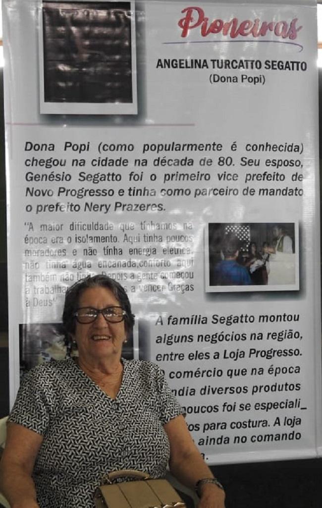 Poppi Segatto (Foto:WhatsApp)