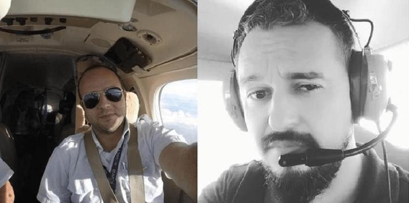corpos encontrado queda de avião em sergipe