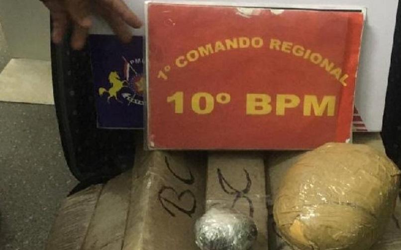 Traficantes que transportavam droga para Novo Progresso são presos no Mato Grosso