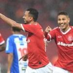 Guerrero brilha, Internacional vence o Paysandu e abre boa vantagem nas oitavas da Copa do Brasil