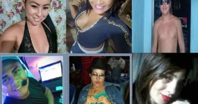 Vítimas da chacina de Belém — Foto: Reprodução/ TV Liberal