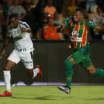 Palmeiras sai na frente do Sampaio pela Copa do Brasil