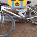 FURTO DE BIKE – Vítima faz apelo pedindo ajuda para recuperar bicicleta furtada em Novo Progresso