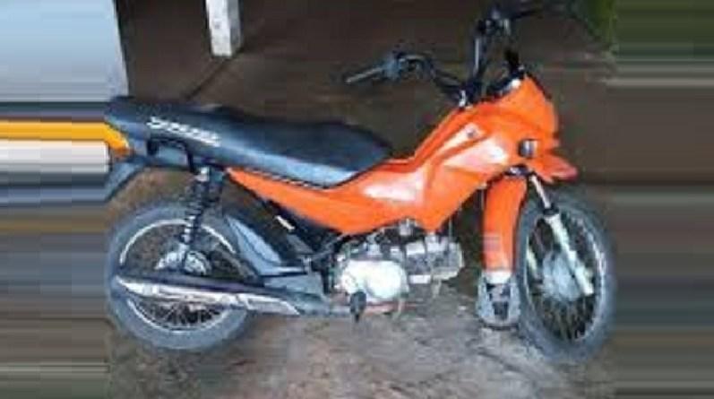 Motocicleta é furtada de residência durante a madrugada em Novo Progresso