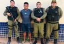 Polícia Militar prende homicida em Jacareacanca