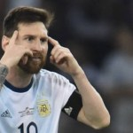 Copa América: Argentina empata com Paraguai e segue em último