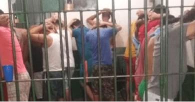 presos tentam fugir em Redenção-PA
