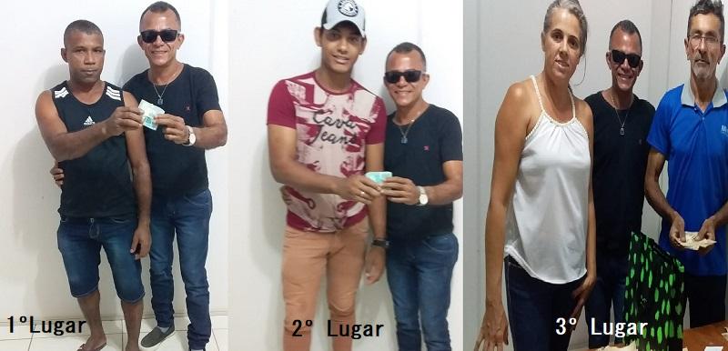 Ganhadores do Bingo (Foto:Divulgação)