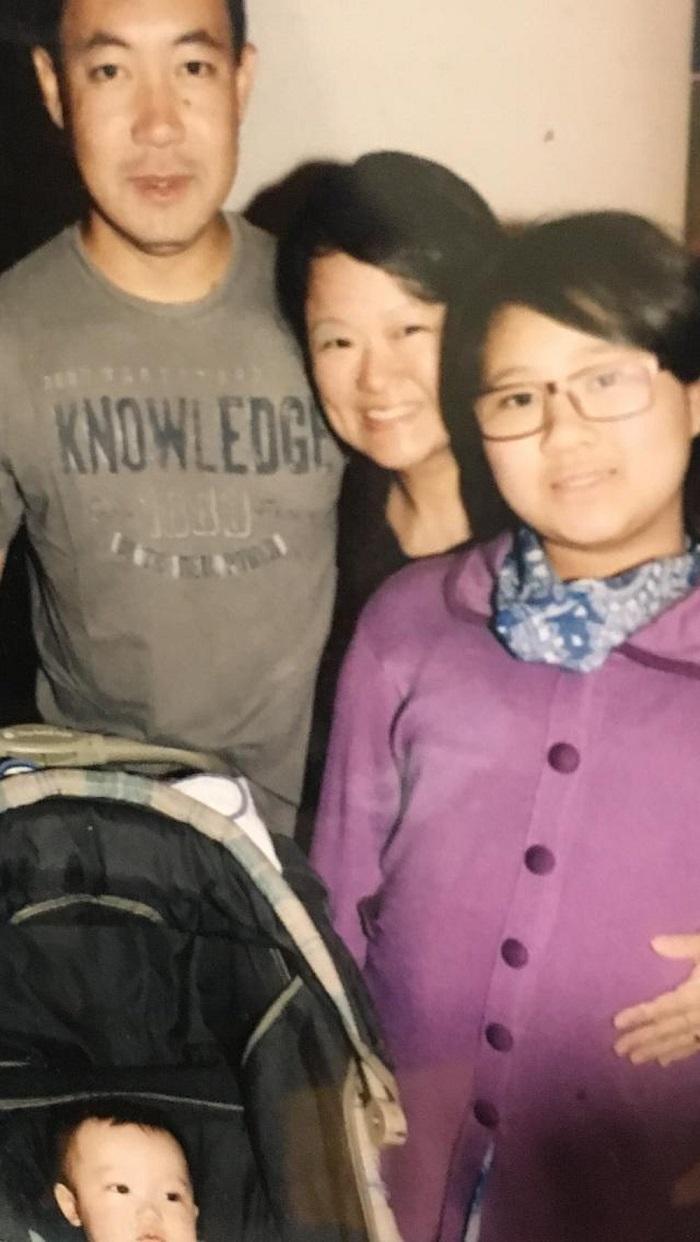 Foto da família encontrada morta neste domingo — Foto: Arquivo pessoal