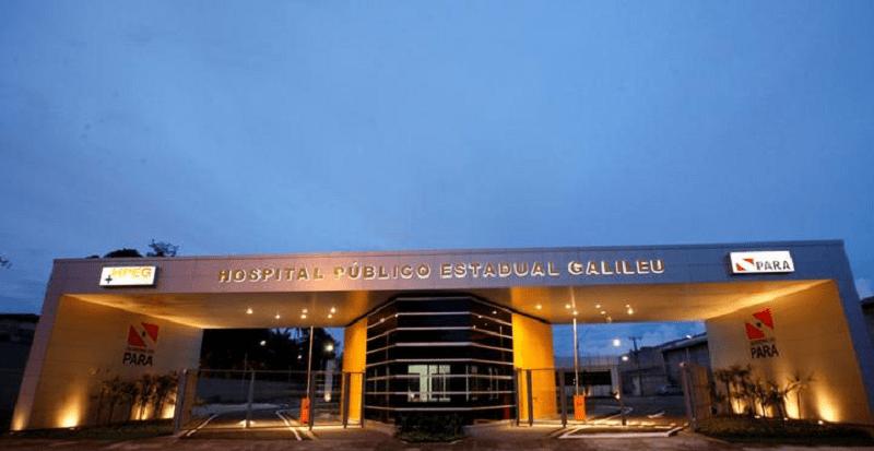 hospital-Pará