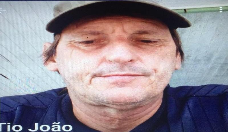 João Batista Seguinnel.(Foto:divulgação Família)