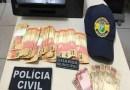Guarda Municipal apreende mais de R$ 8 mil em notas falsas