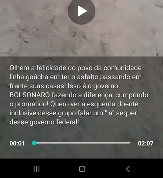 (Reprodução Jornal Folha do Progresso)