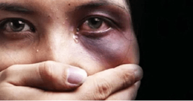 agressao contra mulher