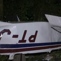 'Ouvi que parou o motor e escutei logo em seguida o estrondo', diz apicultor que trabalhava perto de onde avião caiu, em Cascavel(PR)