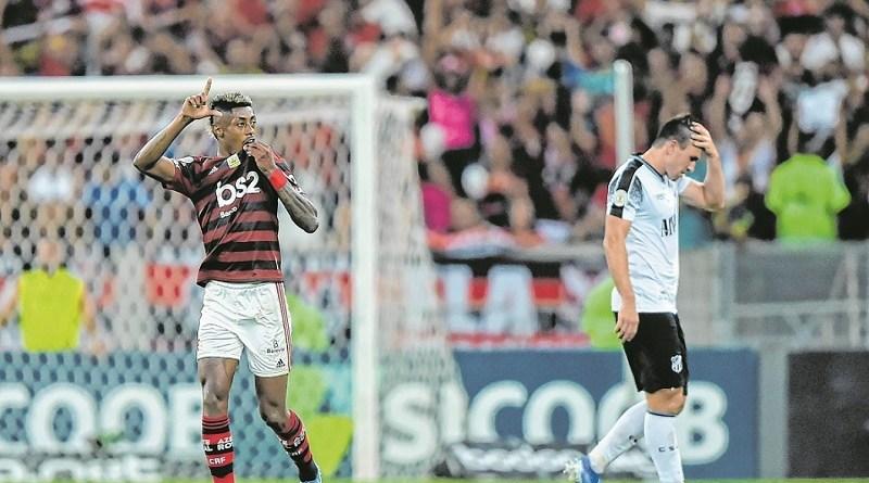 O Flamengo, campeão carioca, brasileiro e da Libertadores, busca seu 4ª título no ano, o Mundial de Clubes, FOTO: Alexandre Vidal/Flamengo