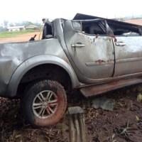 Grave acidente na rodovia BR 163 na Serra da Anita envolve família de Mato Grosso