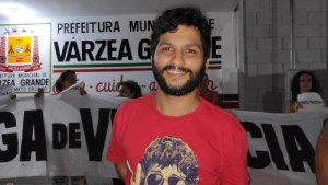 Pedro acompanha campeonato mato-grossense: contratação não se justifica por 2 motivos(Foto:Dayanne Dallicani)
