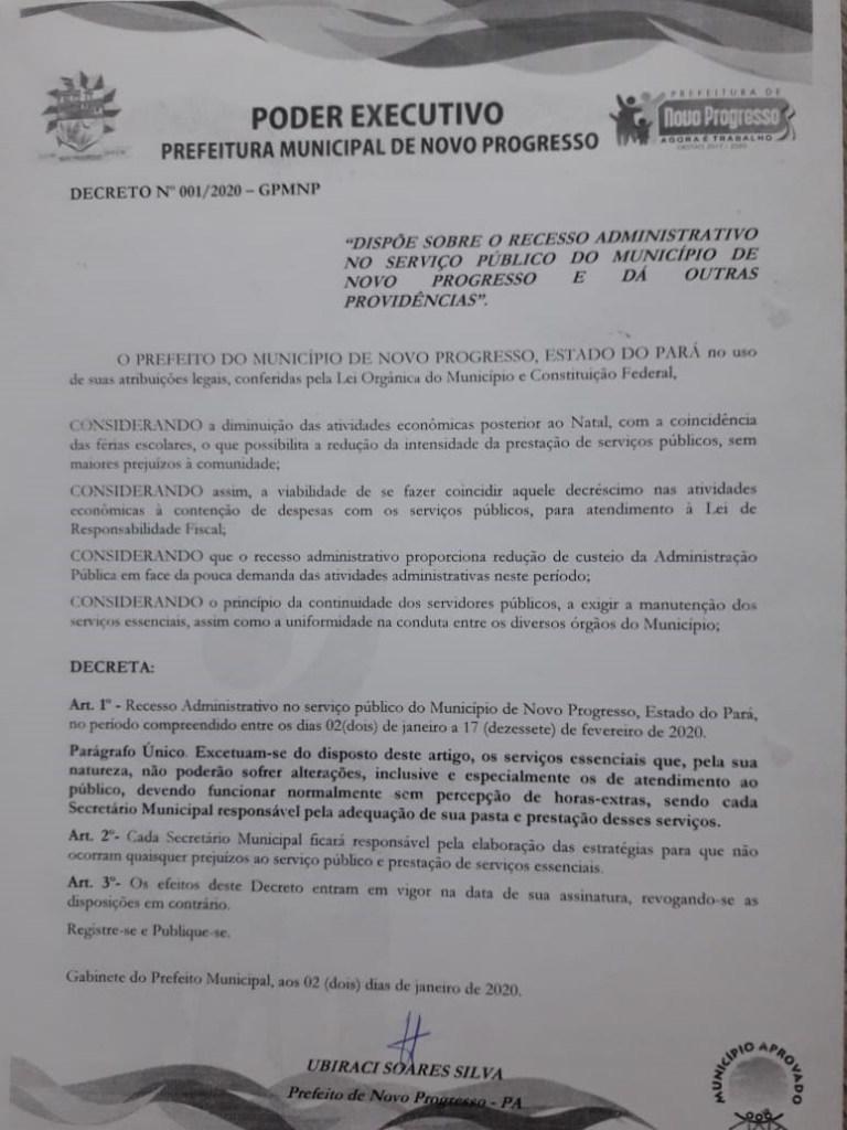 decreto 2020