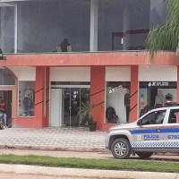 Ladrão leva veiculo de cliente em assalto em loja no centro de Novo Progresso