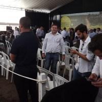 Prefeito,Vice e Vereadores de Novo Progresso participam da inauguração do asfalto da BR-163 no Pará