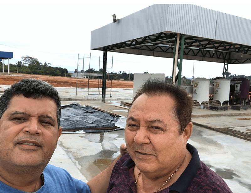 Dorinaldo Moura e Ivan D'Almeida acreditam no desenvolvimento socioeconômico da Região Oeste do Pará