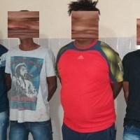 Polícia Militar prende vendedores de doce com pistola e munição em Novo Progresso